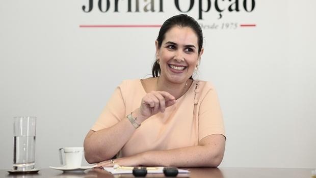 Cada vez mais próxima do prefeito Iris Rezende (MDB), vereadora Priscilla Tejota pode deixar o PSD com chegada e pré-candidatura de Vanderlan Cardoso em 2020