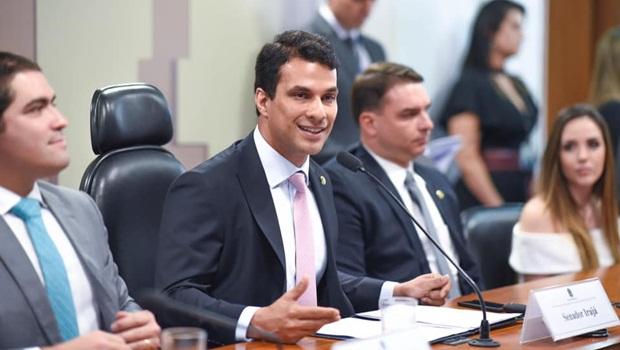 Irajá assume presidência da Frente Parlamentar da Juventude no Senado