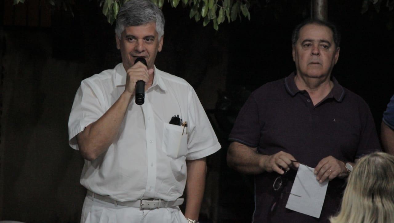 Tércio Menezes estaria atraindo Eneida Figueiredo para chapão contra Tiago Mendonça