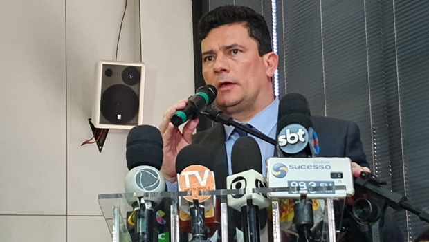 """""""Todas as vidas importam, mais que reduzir números devemos proteger as pessoas"""", diz Moro"""