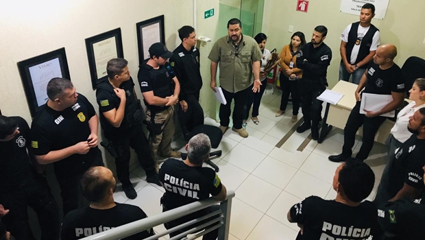 Operação Número Sete prende presidente e controlador interno da Câmara de Formosa