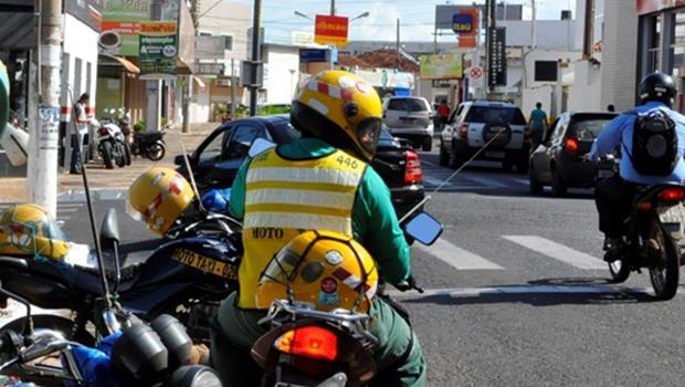 MP-GO quer garantir regulamentação de mototáxi em Rio Verde