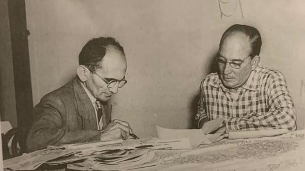 """Livro resgata a história de Câmara Filho, o """"goiano"""" que foi elogiado por Einstein"""