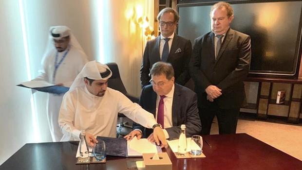 Carlesse estreita relações e cooperação comercial com Dubai