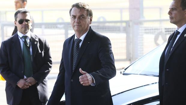 Com Bolsonaro, gastos com cartões corporativos são os maiores desde 2014