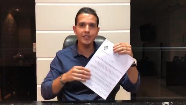 Afastamento do prefeito de Itumbiara é anulado pela Justiça e Câmara prepara recurso