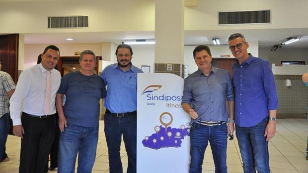 SindipostoItinerante chega a Rio Verde e registra ciclo de palestras sobre setor