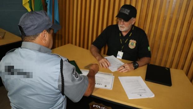 Polícia Federal fiscaliza escolas de formação de vigilantes em Goiás