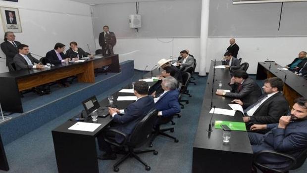 LOA e PPA devem chegar à Comissão de Finanças na próxima reunião