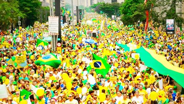 Movimento social programa manifestação a favor da prisão em 2ª instância em todo o Brasil