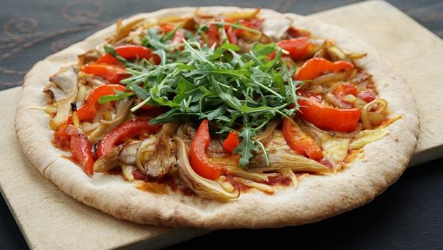 Pizzaria adiciona comidas veganas no cardápio