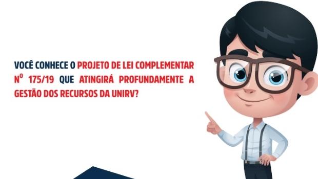 Cartilha alerta para fake news sobre projeto que afeta administração da UniRV
