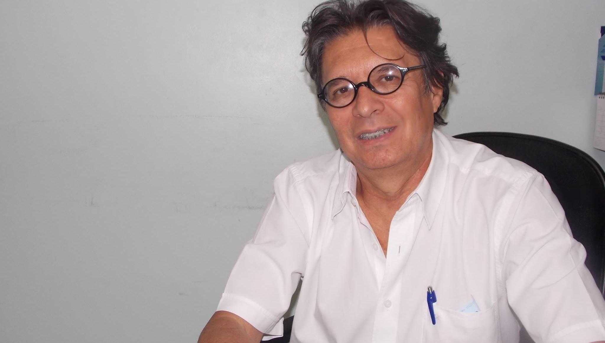 Ademir Hamú lança livro de biografias de grandes figuras da Cidade de Goiás