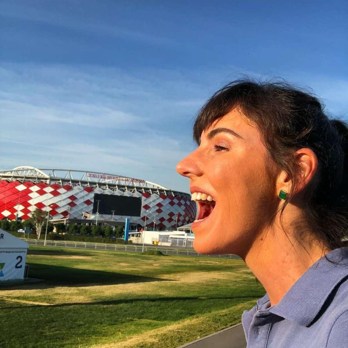 Glenda Kozlowski será apresentadora de reality show de futebol no SBT