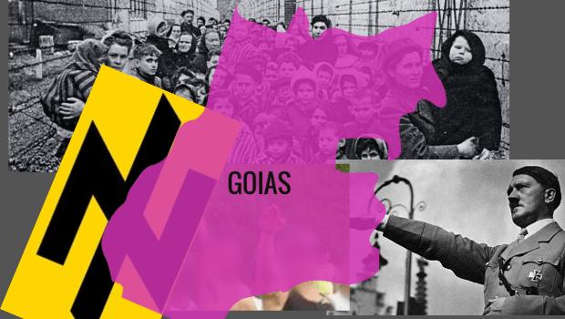 Grupos neonazistas são identificados em municípios de Goiás