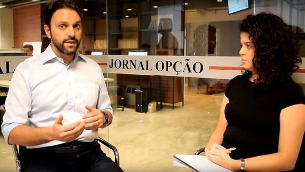 """""""Estaremos com Roberto Naves contra o PT em Anápolis"""", diz presidente do PP Goiás"""