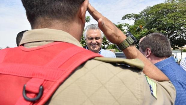 Governo Estadual entrega novas instalações do Corpo de Bombeiros de Itumbiara