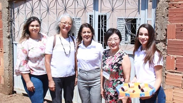 Programa Criança Feliz, de Águas Lindas, será implantado em todo território Chinês
