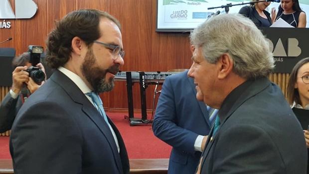 """""""Quero extingui-la"""", diz senador Luiz do Carmo sobre PEC do Pacto Federativo"""