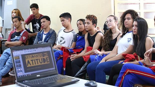 ONG global conhece projeto executado pelo Colégio Estadual Jardim América