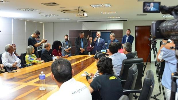 Presidente Antonio Andrade ressalta conquistas da Assembleia Legislativa