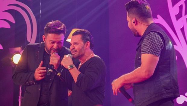 Eduardo Costa erra música de dupla sertaneja e estraga gravação de DVD