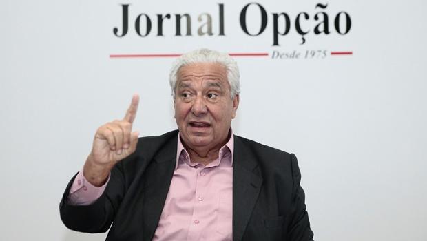 Vilmar Rocha é contra coincidência de mandatos de prefeito, governador e presidente