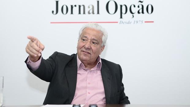"""PSD quer lançar candidato a governador em 2022 e Vanderlan está """"no radar"""", diz Vilmar Rocha"""
