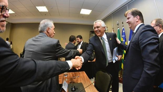Após reunião em Brasília, Caiado garante acesso a R$ 71 mi do FCO para 2020