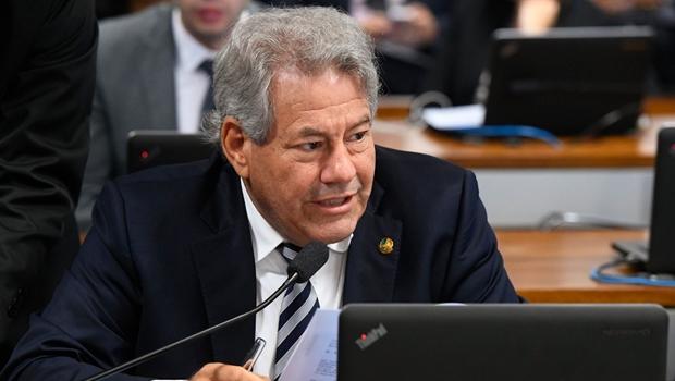 Luiz do Carmo quer ser candidato à reeleição para o Senado
