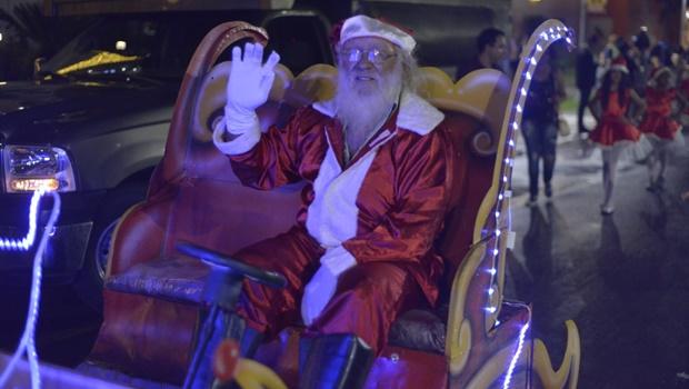 """Natal Mundo dos Sonhos apresenta """"Espetáculo de Natal"""" neste domingo em Aparecida"""