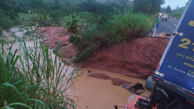 Novo temporal provoca mais destruição em Minas Gerais