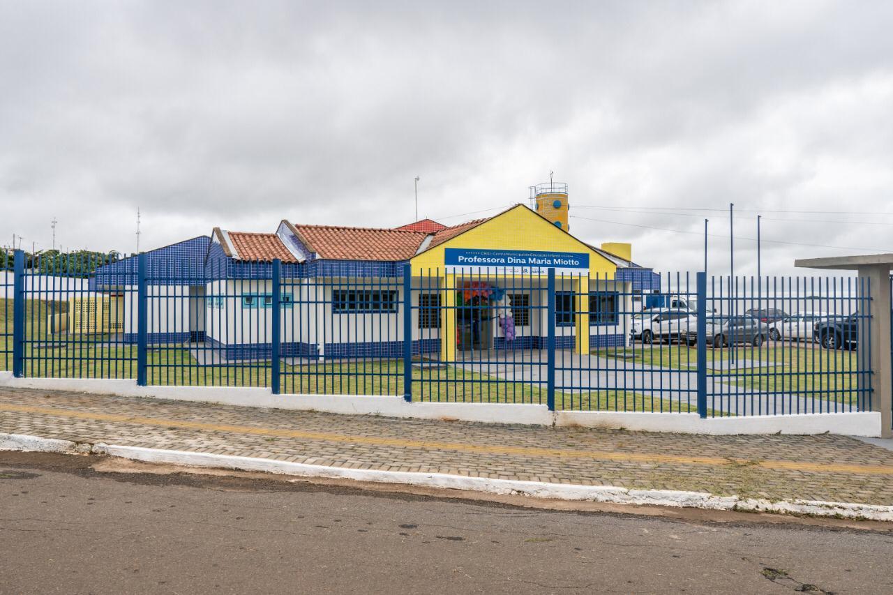 Prefeitura de Anápolis inaugura dois CMEIs em uma semana