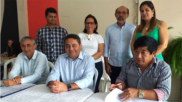 ATM vai ao Maranhão pedir apoio de prefeitos pela conclusão da BR-235