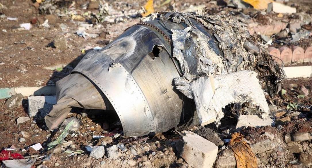 """Governo do Irã admite que derrubou avião e matou 176 pessoas. """"Por erro humano"""""""