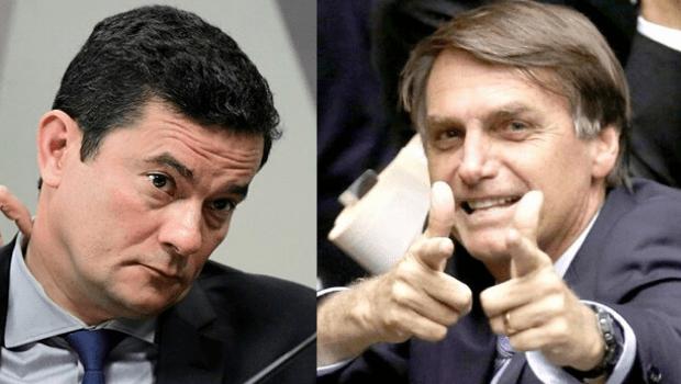 Sergio Moro fez o que pode ser visto como um ataque-defensivo e deixou a avaliação para a Justiça