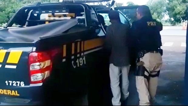 Primeiro preso nas rodovias goianas em 2020 estava inabilitado e embriagado