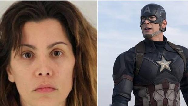 Atriz de 'Capitão América' é presa acusada de matar a própria mãe nos EUA