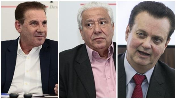 Vanderlan deve se reunir com Vilmar Rocha e Kassab para acertar ida para PSD