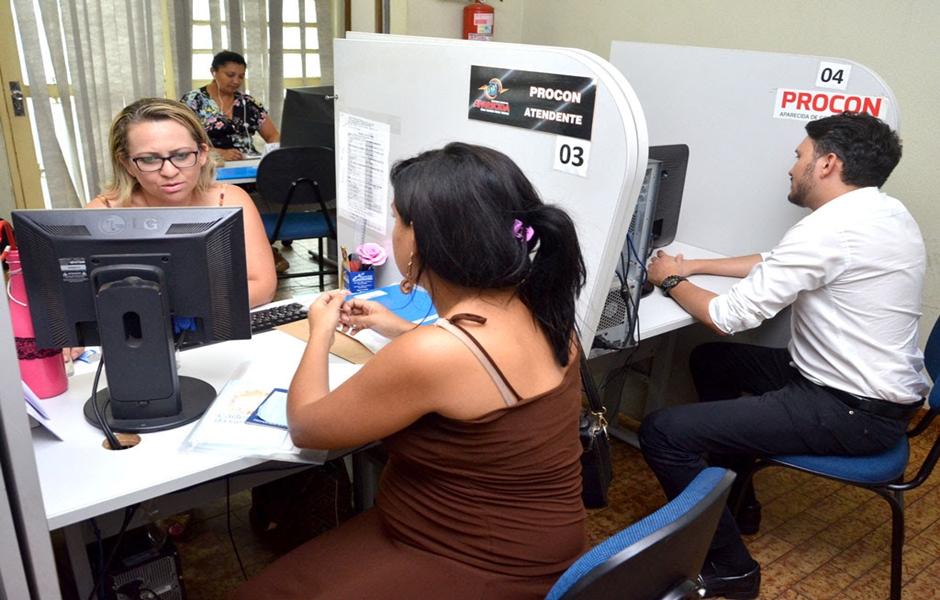 Procon Aparecida registra recorde de mais de 12 mil atendimentos em 2019