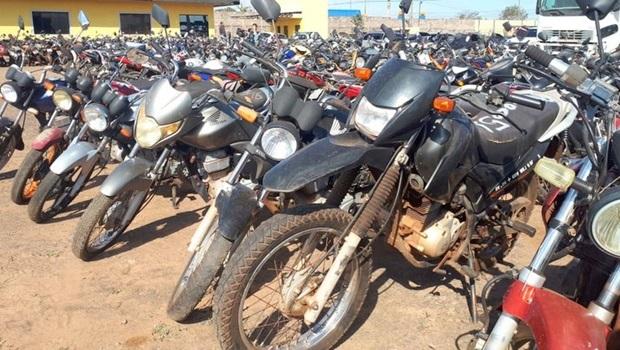 Operação Duas Rodas mira motos clandestinas em circulação pelas ruas de Goiânia