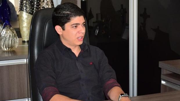 Celso Morais, vice-prefeito de Paraíso