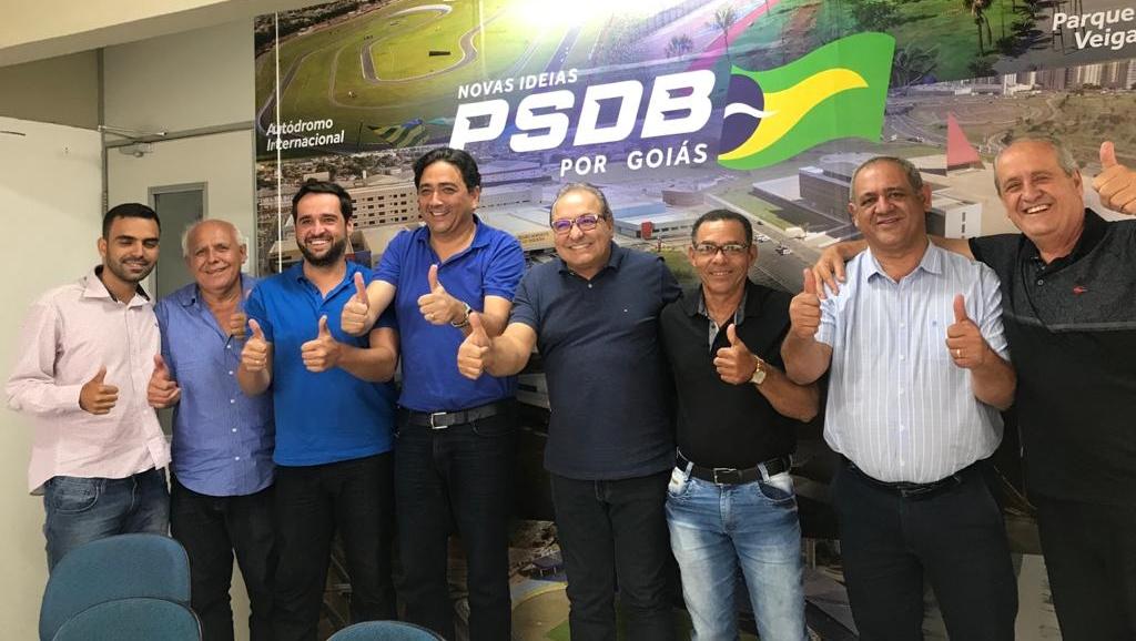Cúpula do PSDB avalia três nomes para disputa da Prefeitura de Rialma