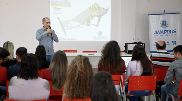 Projeto para criação de novo polo industrial em Anápolis avança