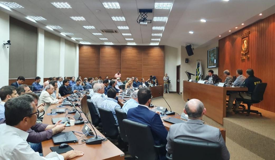 Governador irá apoiar projeto de anel viário na BR-153, diz secretário da Sedi