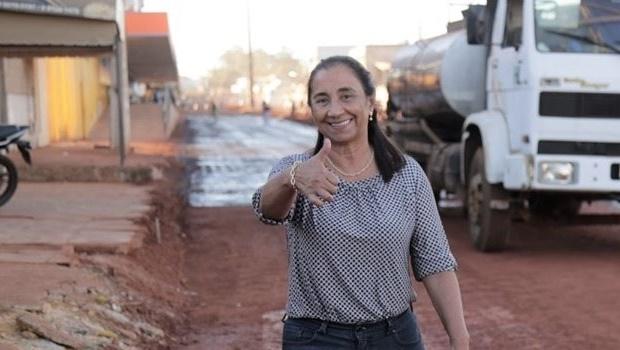Sônia Chaves confirma que vai disputar prefeitura de Novo Gama