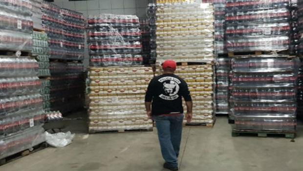 Operação investiga esquema de sonegação em venda de bebidas