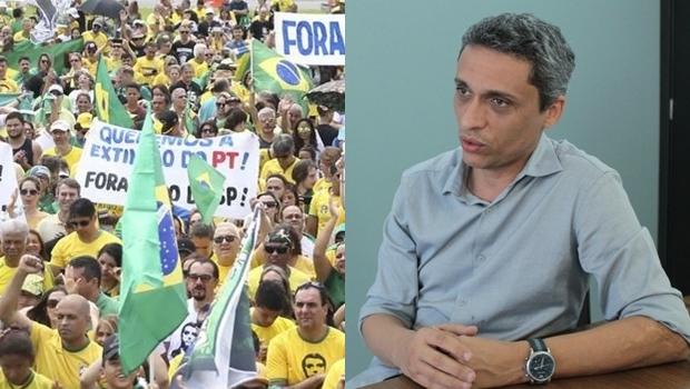 """""""Estamos indo às ruas pela democracia"""", defende representante de movimentos goianos pró-Bolsonaro"""