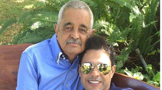 Francisco, pai de Zezé di Camargo e Luciano, está internado em UTI em Goiânia
