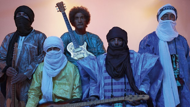 O blues do deserto de Tinariwen